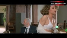 4. Julie Warner in White Bra – Puppet Masters