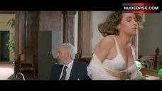 5. Julie Warner in White Bra – Puppet Masters
