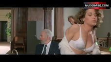 6. Julie Warner in White Bra – Puppet Masters