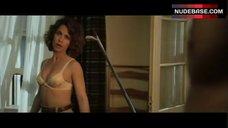 2. Sexy Julie Warner in Bra – Puppet Masters