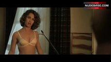 3. Sexy Julie Warner in Bra – Puppet Masters