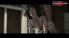 5. Sexy Julie Warner in Bra – Puppet Masters