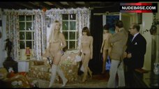 1. Francoise Pascal Full Frontal Nude – School For Sex