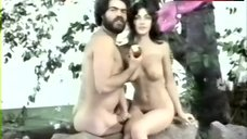 Rosalia Valdes Naked Breasts, Ass and Bush – El Vuelo De La Ciguena