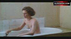 3. Sigourney Weaver Naked in Bathtub – Half Moon Street