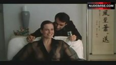 Sigourney Weaver Tits – Half Moon Street