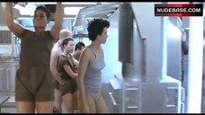Sigourney Weaver Without Bra – Aliens