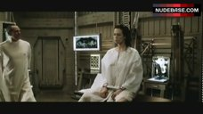 Sigourney Weaver Breast Through Gown – Alien: Resurrection