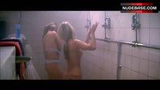1. Jenna Harrison Naked in Shower – Natasha