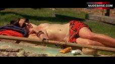 Rachel Weisz Topless Sunbathing – Stealing Beauty