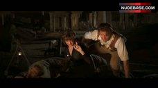 1. Rachel Weisz Hot Scene – The Mummy