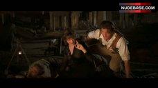 2. Rachel Weisz Hot Scene – The Mummy