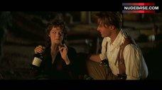 4. Rachel Weisz Hot Scene – The Mummy