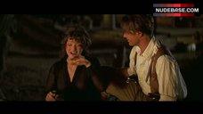 6. Rachel Weisz Hot Scene – The Mummy