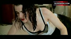 Rachel Weisz in Wet Clothes – Constantine