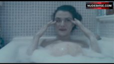 Rachel Weisz Pregnant in Tub – The Constant Gardener