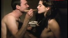 1. Rachel Weisz Eats Topless – The Advocates