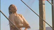 12. Raquel Welch in Wet Shirt – 100 Rifles
