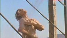 7. Raquel Welch in Wet Shirt – 100 Rifles
