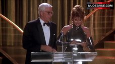 Raquel Welch in Sexy Silver Gown – Naked Gun 33 1/3: The Final Insult