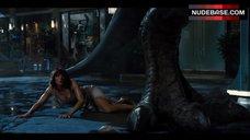 1. Bryce Dallas Howard in Tank Top – Jurassic World