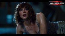 2. Bryce Dallas Howard in Tank Top – Jurassic World