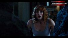 5. Bryce Dallas Howard in Tank Top – Jurassic World