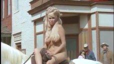 Marsha Jordan Naked on Horse – Lady Godiva Rides