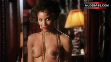 Hot Lynn Whitfield Topless – The Josephine Baker Story