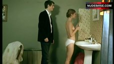 5. Melanie Laurent Topless – The Last Day