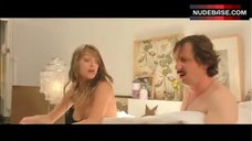4. Melanie Laurent Bed Scene – Dikkenek