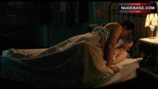 2. Melanie Laurent Sex Scene – Night Train To Lisbon