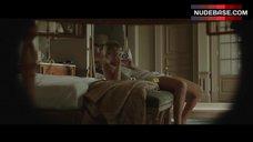 1. Melanie Laurent Erotic Scene – By The Sea