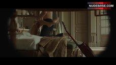 5. Melanie Laurent Erotic Scene – By The Sea