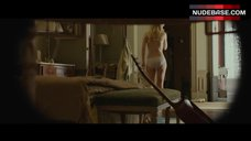 4. Melanie Laurent in Lingerie – By The Sea