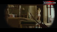 5. Melanie Laurent in Lingerie – By The Sea
