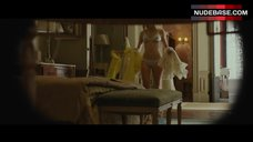 9. Melanie Laurent in Lingerie – By The Sea