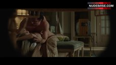4. Melanie Laurent Sex in Hotel – By The Sea