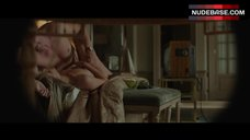 7. Melanie Laurent Sex in Hotel – By The Sea