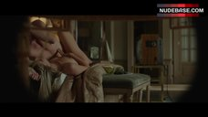 9. Melanie Laurent Sex in Hotel – By The Sea