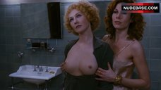 Carice Van Houten Shows Nude Tits – Black Book