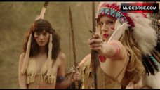 2. Katheryn Winnick Sexy Indian – A Glimpse Inside The Mind Of Charles Swan Iii