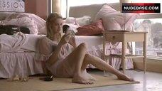 1. Bridgette Wilson Lingerie Scene – The Real Blonde