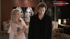 Bridgette Wilson in Nightie – The Real Blonde