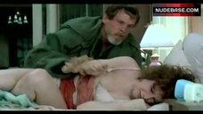 Debra Winger Hot Scene – Everybody Wins