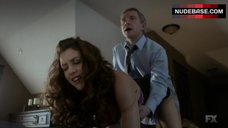 Kate Walsh Sex Scene – Fargo