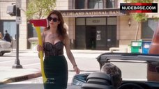 Kate Walsh in Sexy Corset – Bad Judge