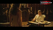 5. Naked Kate Winslet Drawing Scene – Titanic