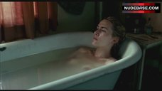 4. Kate Winslet Naked in Bathtub – The Reader