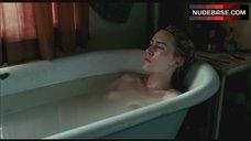 4. Kate Winslet Naked in Bathtub – The Reader